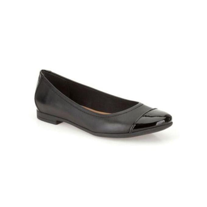Clarks Atomic Haze-Black-Female-Shoe