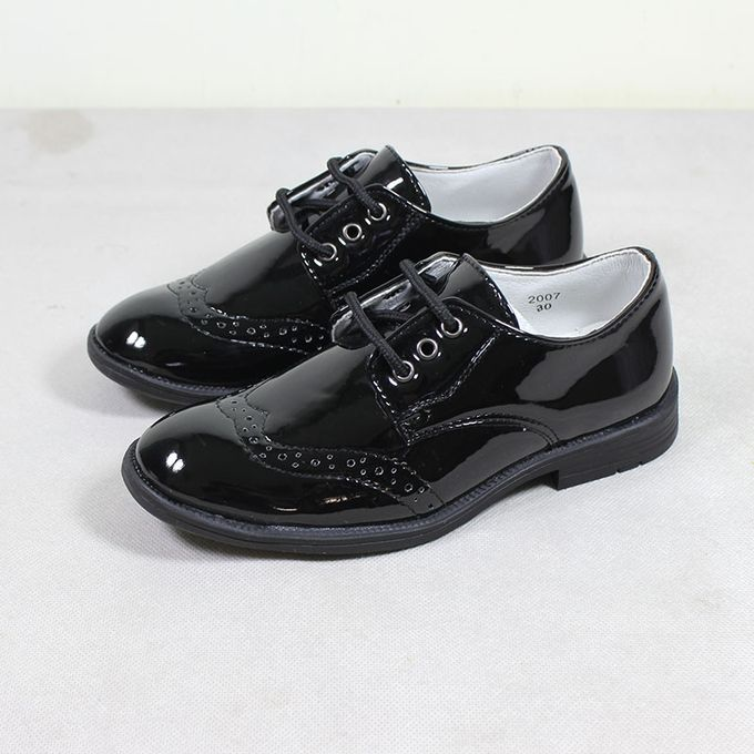 Fashion Children Shoes For Boys Lace Up