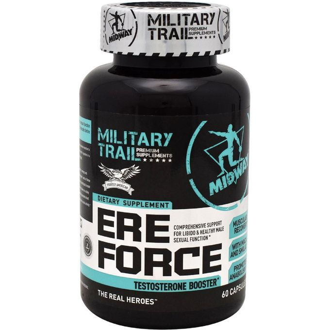 Midway ERE FORCE Natural Testosterone Booster 60 Cap Jumia Nigeria
