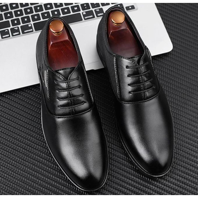 Fashion Men's Casual PU Leather Shoes