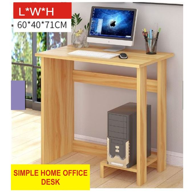 Small Space Table Desktop Laptop, Computer Desk For Small Space