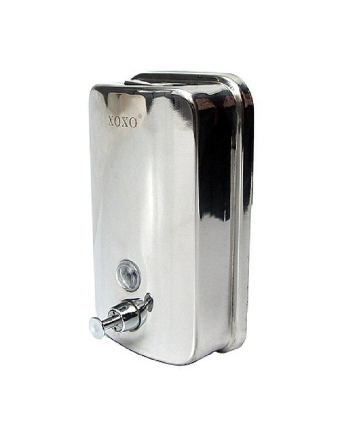 Xoxo Stainless Liquid Soap Dispenser Silver Buy Online Jumia Nigeria