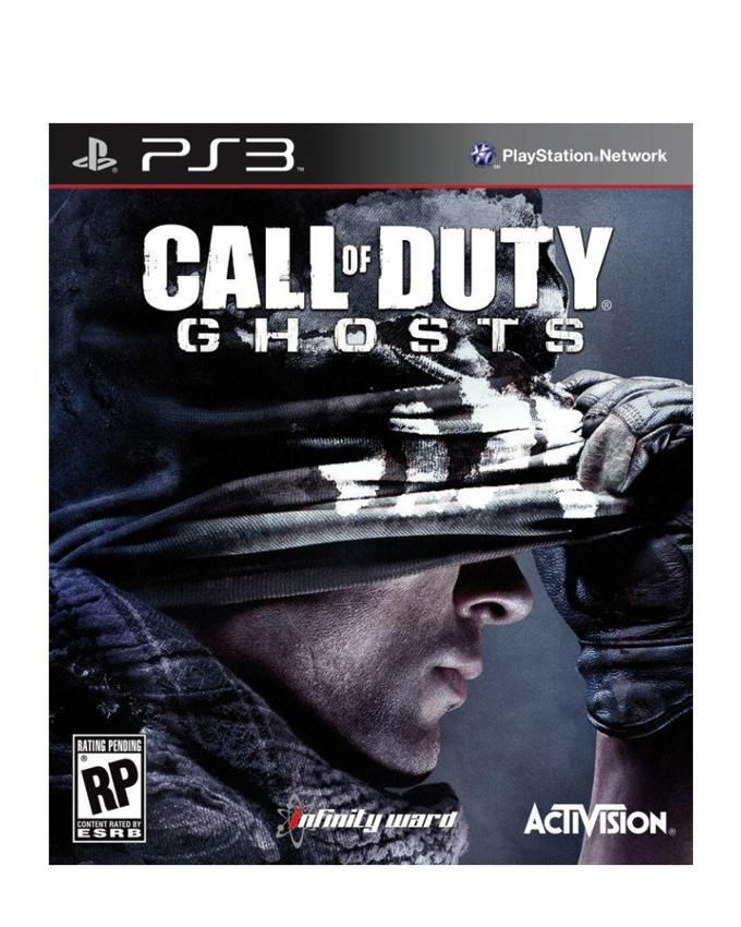 Here Be Porpoises Call Of Duty Ghosts: Activision PS3 Call Of Duty: Ghosts