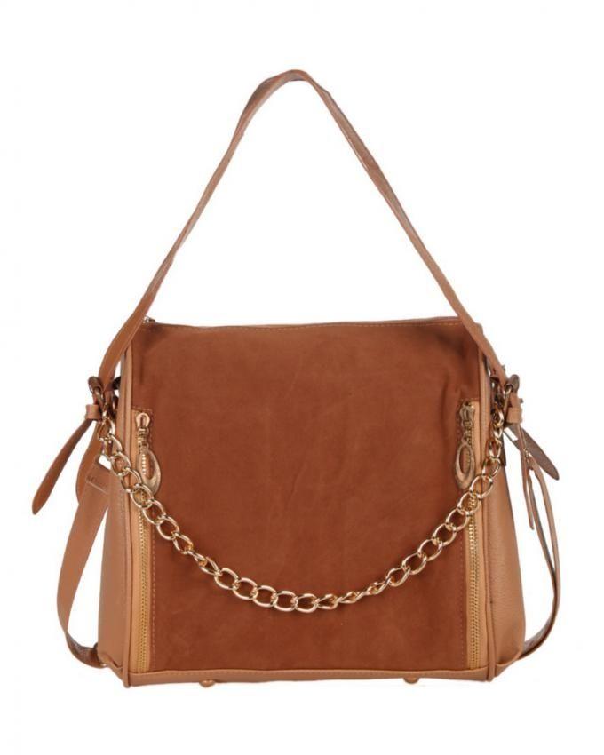 79dc75a02151 Fashion Korean Women s Tote Synthetic Leather Satchel Clutch Handbag  Shoulder Bag Brown