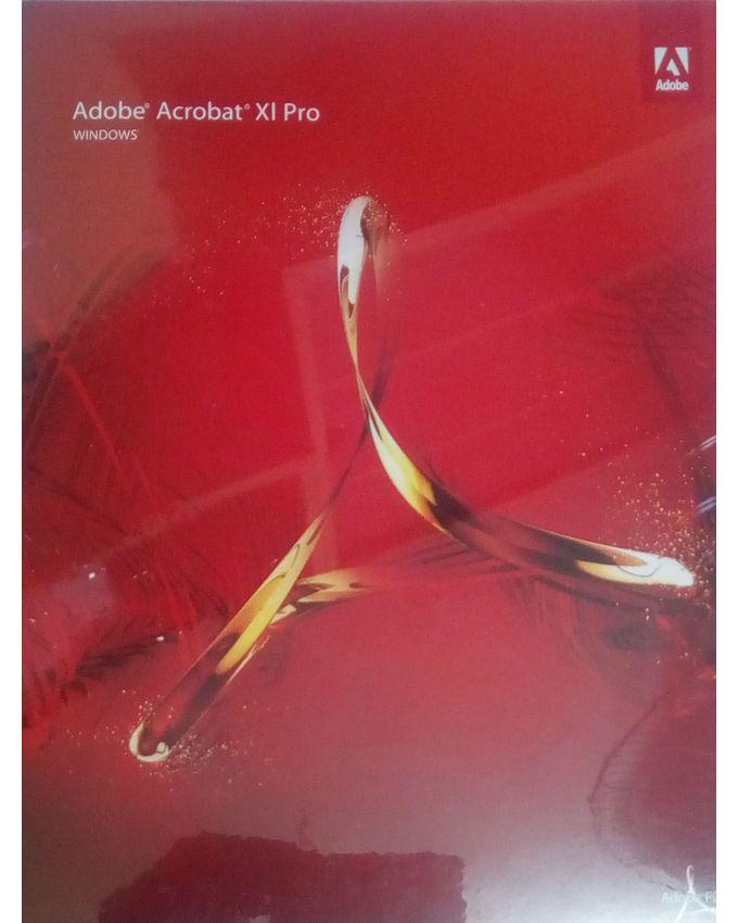adobe acrobat xi pro buy online