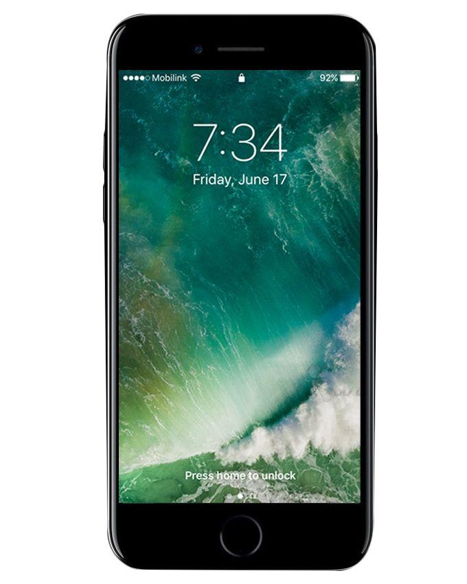 promo code 0139d 83f84 Konga Laptop Reviews: Apple iPhone 7 – 128GB – Black – Best Price in ...