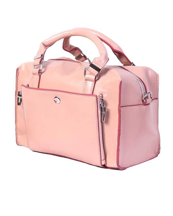 Zara Mini Bowling Bag Zara Structured Mini Bowling