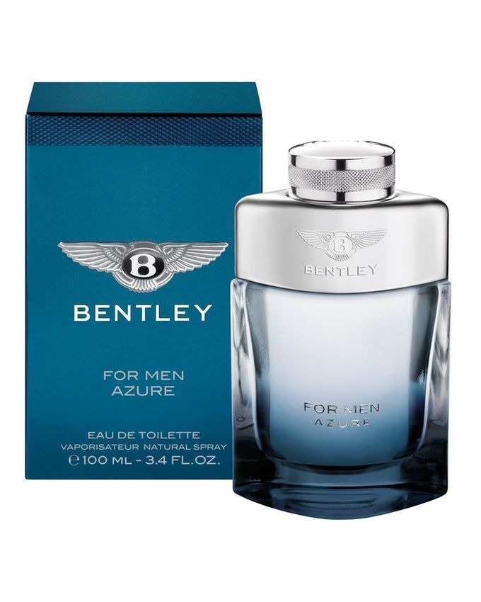 Bentley Azure EDT 100ml Perfume For Men