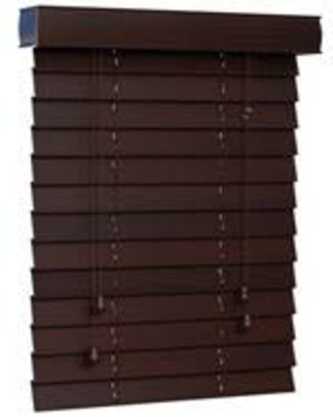 how to clean wooden blinds at home