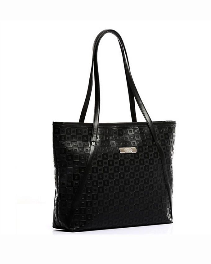 10bdfe593523 Fashion Women s Leather Bag – Black. Click Here to See Current Price Offers