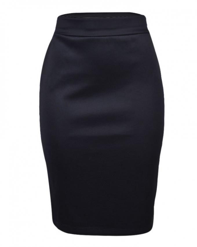 express bodycon midi skirt black buy jumia nigeria