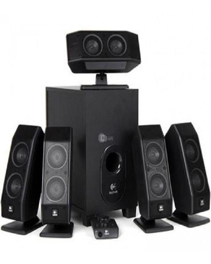 Logitech 5.1 Surround Sound Speaker System - X-530 | Buy online ...