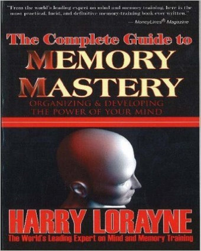 how to develop super power memory harry lorayne