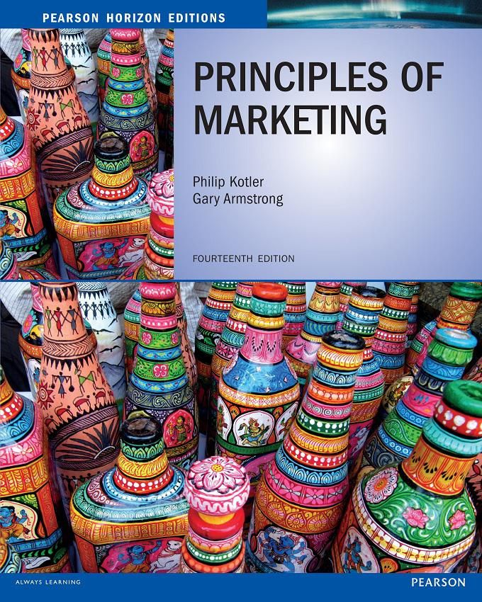 Principles of Marketing Pearson Pearson Principles of