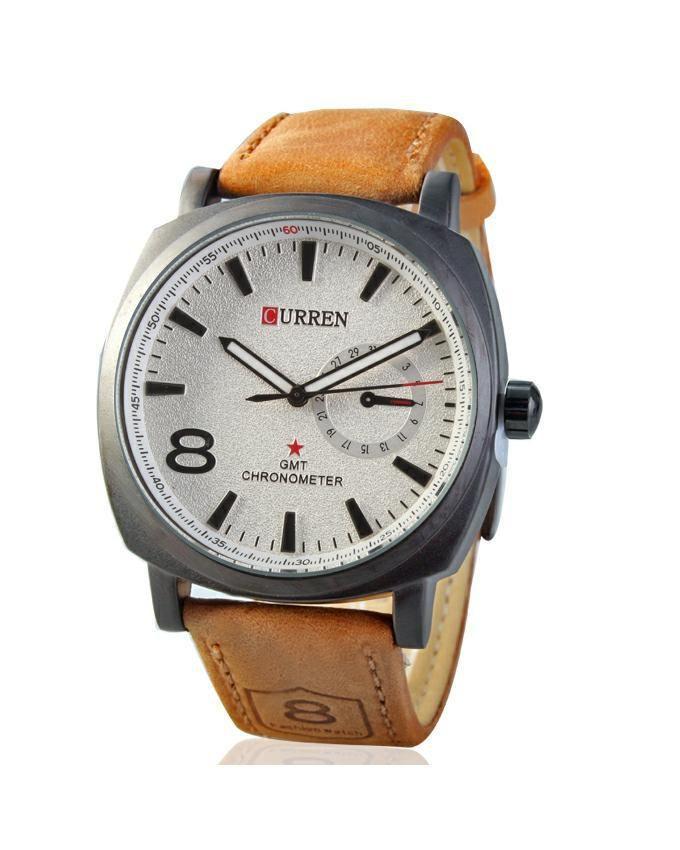 знаю, каким часы curren gmt chronometer вода для утренних