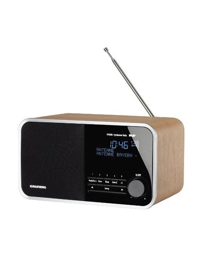 grundig tr 2200 dab digital radio oak buy online jumia nigeria. Black Bedroom Furniture Sets. Home Design Ideas