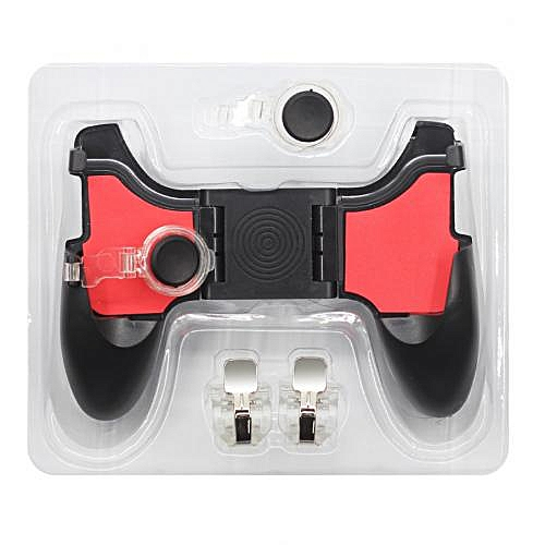 5 In 1 Mobile Game Controller - Black