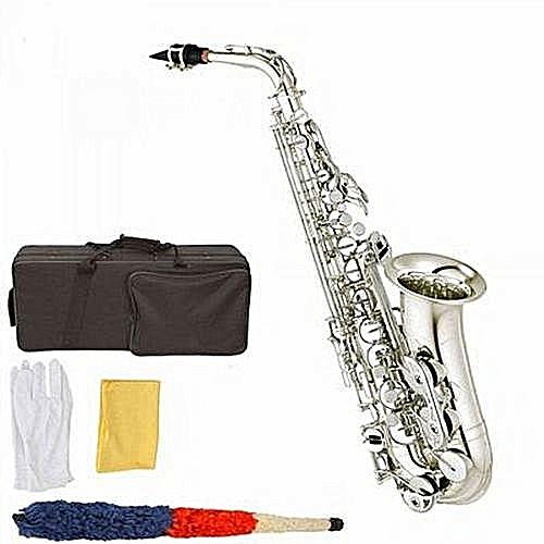 Alto Saxophone - Silver