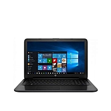 Notebook 15 Intel Celeron 1.6GHz (4GB Ram,500GB HDD) 15.6-Inch Screen Windows 10 Laptop - Black