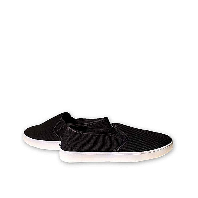 Rong Chen Unique Unisex Knockabout Walkabout Simple Slip-On Sneakers