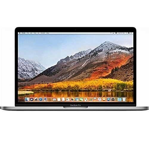 Macbook Pro Retina Touch Bar MR972LL/A:Intel Core I7,2.6GHz,512ssd/16gb,Radeon Pro 555X,15 Inch,Backlit,Headphone Jacks;Stereo Speakers,Thunderbolt 2 Ports-SILVER