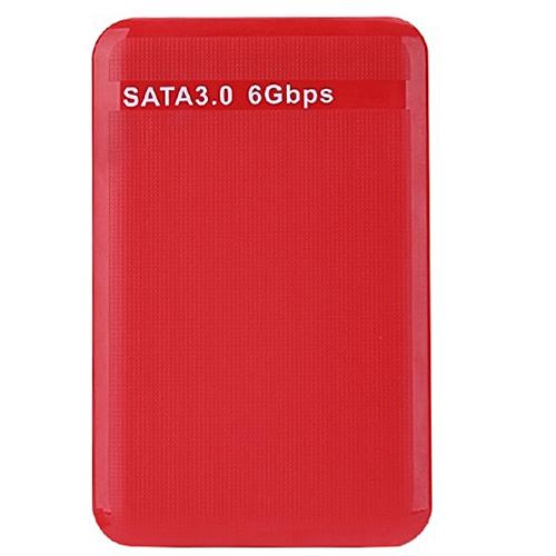 Fenhehu USB3.0 Hi-Speed External Hard Drives Portable Desktop Mobile Hard Disk Case