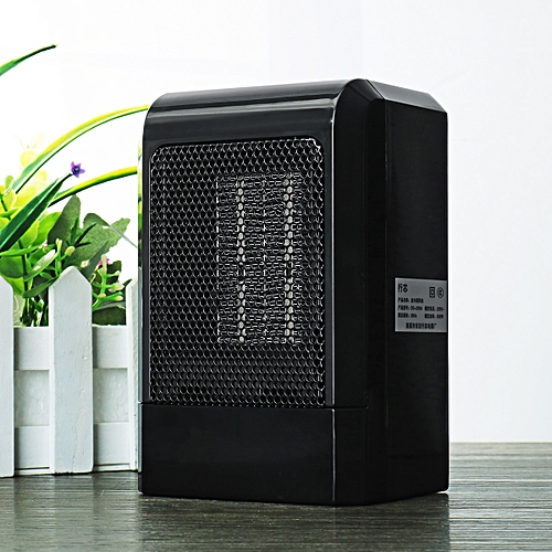 Mini Fan Heater Desktop Electric Heater Household Warm Air Blower Radiator UK
