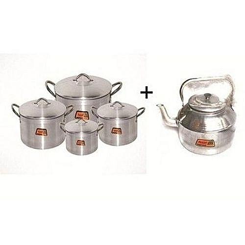 Pot & Kettle Bundle