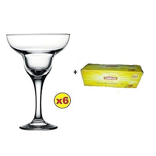 MARGARITA GLASS SET - 6PCS