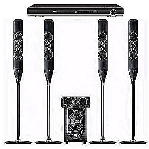 Djack Djack Bluetooth Home Theatre System DJ 6082 + Powerful DVD Player
