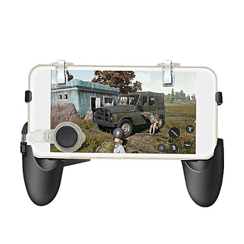 Mobile Game Controller Trigger For Gaming Joysticks BLACK