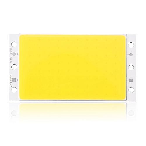 12V 16W LED Light Strip 94*50mm COB Four Light Color Optional DIY Light Silver