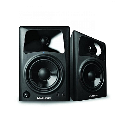 Studio Monitor Speakers- AV42-20-Watt Compact /4-inch Woofer (Pair)