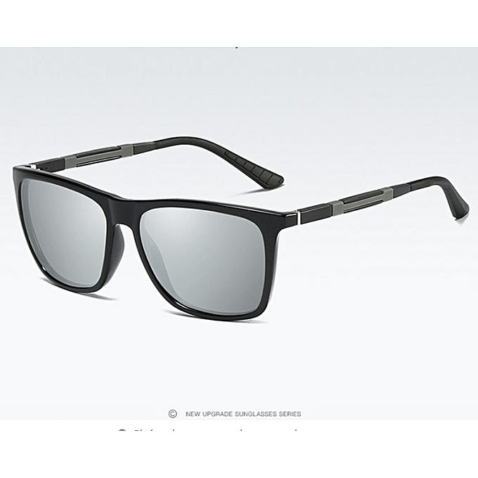 cea931d5da595 Wonderful Polarized Sunglasses Men Classic Women Square Glasses Aluminium  Magnesium Driving Travel Eyewear Gafas Oculos Pink