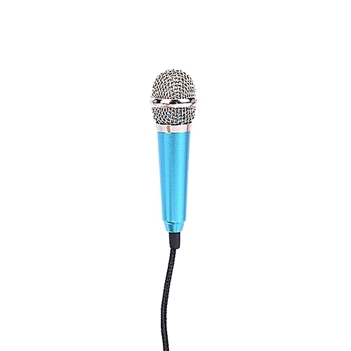 Mini Microphone Stereo Mic For Voice Recording,Chatting ,Singing For  Phone,Tablets,Laptops,Computer