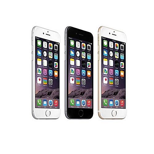 IPhone 6 4.7-Inch Fingerprint Sensor HD (1GB, 16GB ROM) IOS 1.2 8MP+7MP Smartphone–Gold