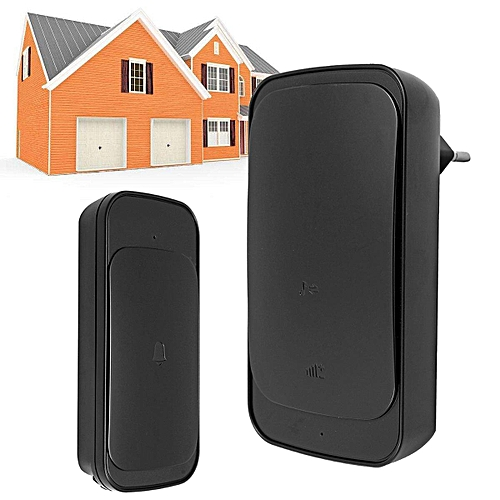 Waterproof Wireless Wifi Doorbell Door Bell Chime Gate Touch Sensor Front Entry