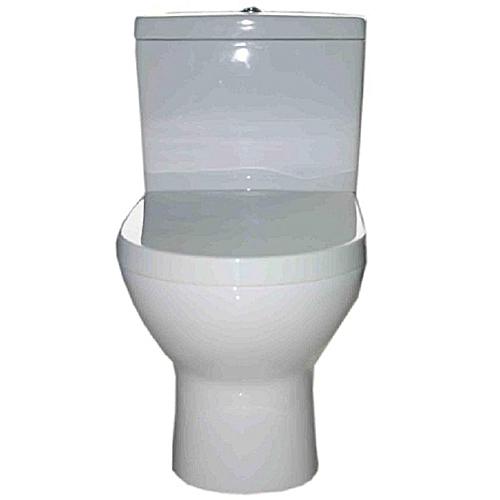 Executive Toilet Seat - White