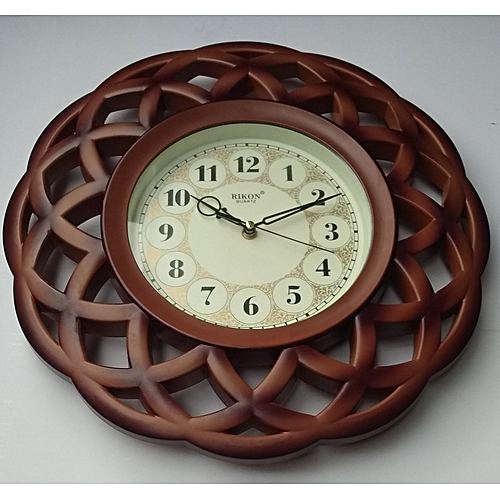 Exqusite Decorative Night Glowing Wall Clock