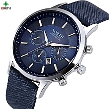 Men  039 s Watch----High Quality Leather Top Brand Luxury d6cb379214