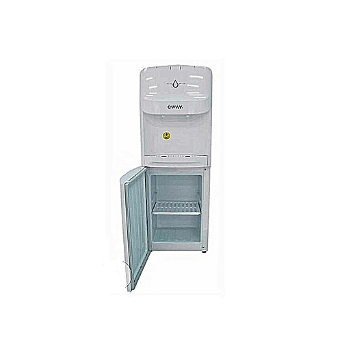 CWAY Water Dispenser With Storage Cabinet Hot&cold By CWAY