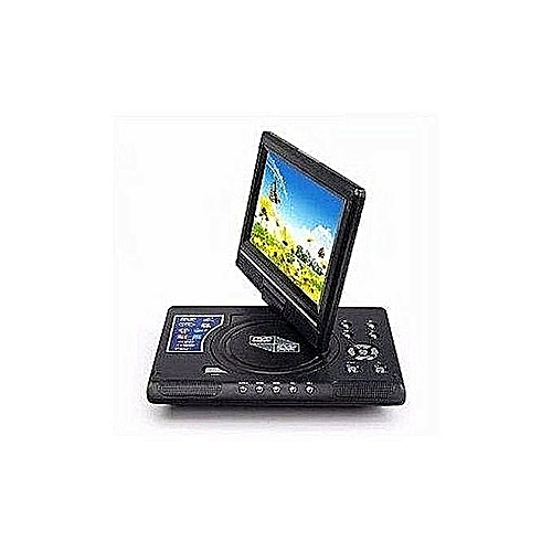 7.8 Inches Portable Mini DVD Player/GameDisc/Games/FMRadio/Antenna/Remote/Charger