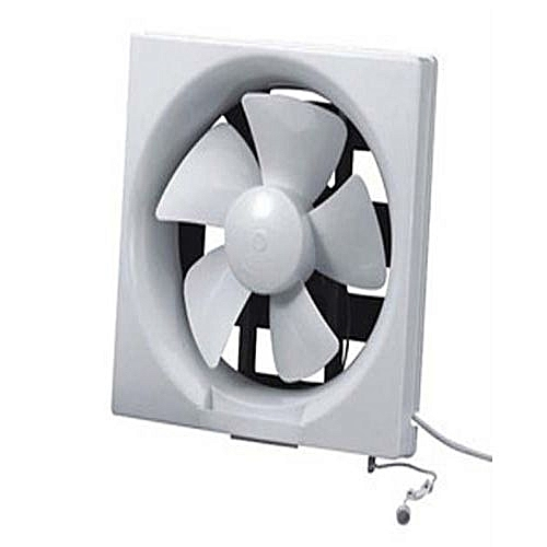 """TOP QUALITY WALL MOUNT VENTILATING/EXTRACTOR FAN (Plastic Type) 6"""""""