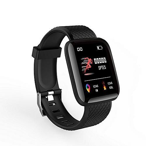 Color Screen Smart Bracelet Fitness Tracker