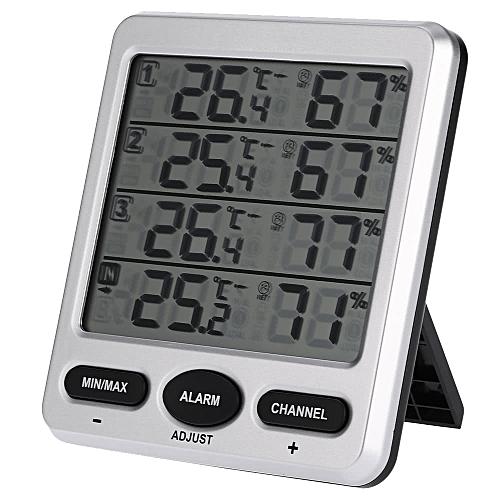 Sensors Thermometer Hygrometer Comfort Level Alarm Function