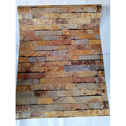 Generic Vintage Bricks Wallpaper - 5.3 Sqm