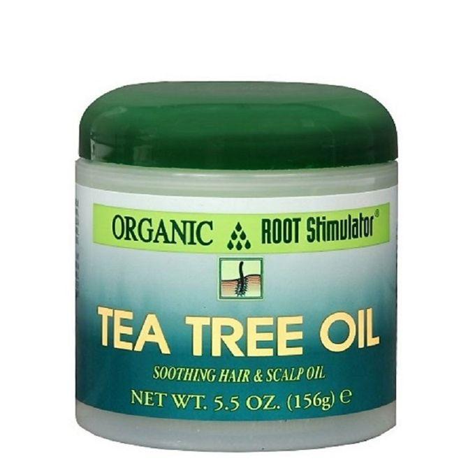 Tea tree oil hair cream
