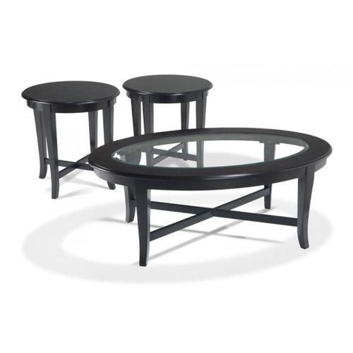 Hapt candium black coffee table set buy online jumia for Buy black coffee table