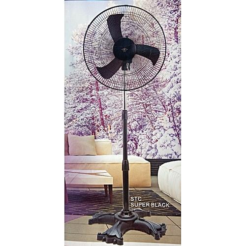 STC Super Black 18 Inch Standing Fan