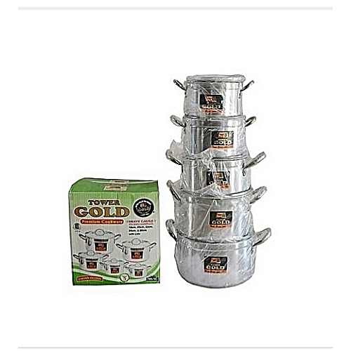 Tower Gold Cooking Ware 5G